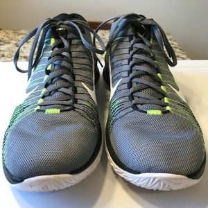 NIKE ZOOM ASCENTION MID SNEAKERS MEN SHOES